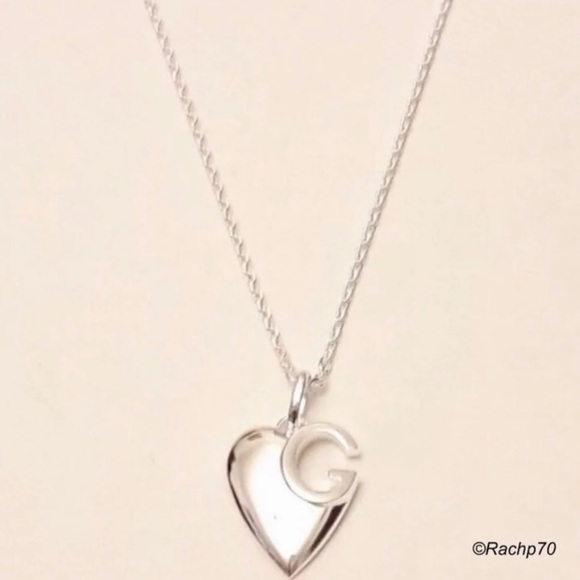 5f1c4d714 Gucci Jewelry   New Authentic Charlotte G Heart Necklace   Poshmark